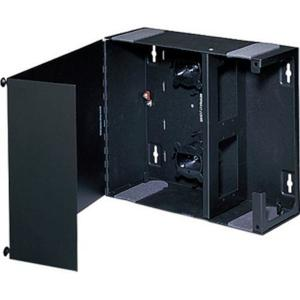 Leviton 5W110-N Wall Mount Enclosure, Opt-X, Metal Door without Lock