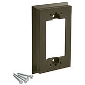 Leviton 6197 Box Extender, Brown, Shallow