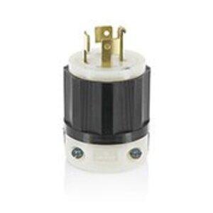 Leviton 7411-GC Ind/lkg Plug