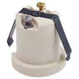 Leviton 8880 Incandescent Lampholder, Medium Base, Keyless
