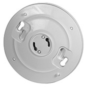Leviton 9860 Compact Fluorescent Lampholder, Keyless, w/ Lamp Guard, GU24