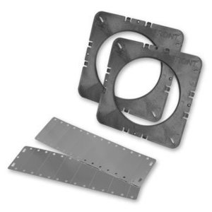 """Leviton AEPC8-KIT Preconstruction Speaker Kit for In-Ceiling Speakers, 8"""""""
