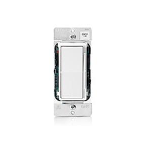 Leviton DSM10-1LZ Dimmer, CFL/LED/Incandescent, 450/1000W