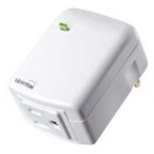 Leviton DW15A-1BW  Decora Smart Wi-Fi Plug-in Outlet