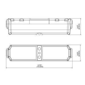 Leviton GCM20 In-Line User Attachable GFCI Plug, 20A, 120V