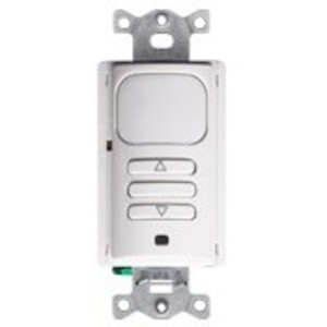 Leviton OSD10-I0W 0-10V Passive Infrared (PIR) Dimming Wall Switch Sensor