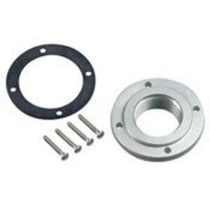"Leviton SAC12-5 Pin & Sleeve Liquidtight Adapter, for 60A Device, 1-1/4"" Hub"