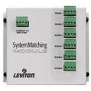 Leviton SGAMP Auto Surge Sound System