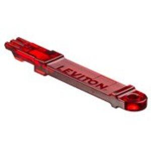 Leviton SRJET-R Secure Rj Extr.tool Red