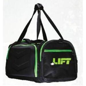 Lift Safety ASE-14K Large Equipment Bag, Black