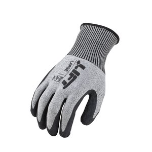 Lift Safety GFL-12KL Fiberwire Latex Dipped Glove - Large