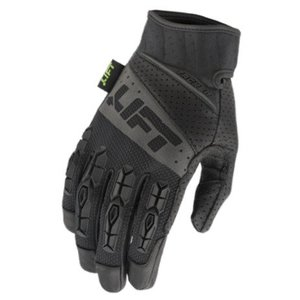 Lift Safety GTA-17KKL Tacker Work Gloves - Size: Large, Black