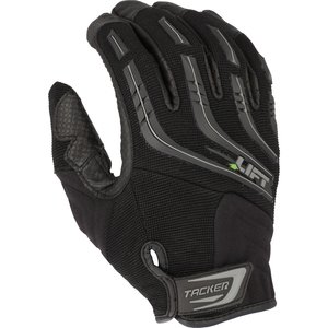 Lift Safety GTA-9K1L Tacker Work Gloves - Size: X-Large, Black