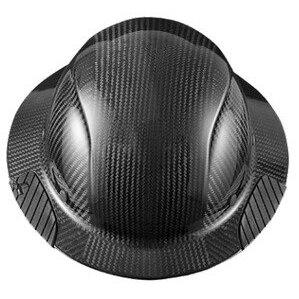 Lift Safety HDC-15KG Hard Hat, Carbon Fiber Reinforced