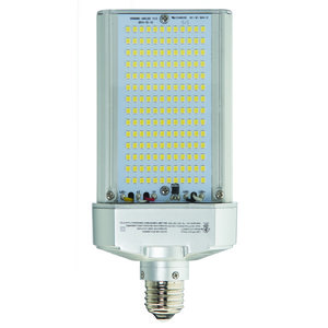 Light Efficient Design LED-8088E57 50 W LED Post Top/Site/Wall Pack