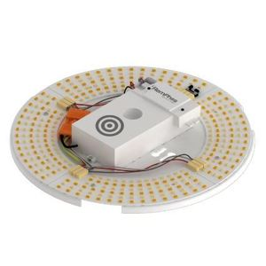 Light Efficient Design RPT-P-LEDSR-G2-9IN-8L-840-FWFC LED Retrofit Kit, 4000K, 816 Lumen, 6W, 120-277V