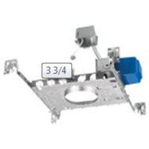 """Lightolier 302MRSPX Non-IC Frame-In Kit, Silent Pack, 3-3/4"""""""