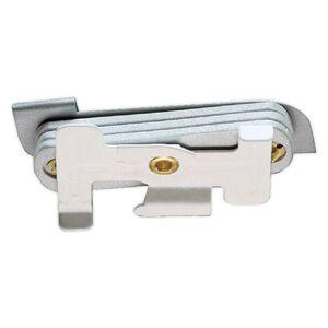 Lightolier 6089 9/16&15/16 Grid Clng Clip Kit(9clip/box)