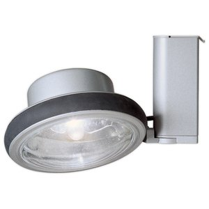 Lightolier 6289WH Track Head, Sof-Tech Enclosed, AR111, 75W, 12V, White