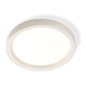 "Lightolier S5R827K7 SlimSurface LED Downlight, 5"", 9.5W, 120V, 2700K"