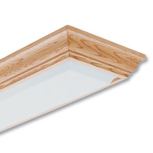 Lithonia Lighting 11430REWH LITH 11430RE-WH Cambridge 4 Foot 2