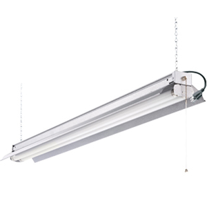 Lithonia Lighting 1242ZGRE 4' Shop Light