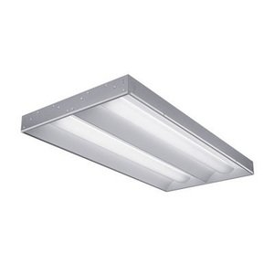 Lithonia Lighting 2RT514T5MVOLTGEB115LP835 Parabolic Fixture, 4', 3-Lamp, 40W, 18 Cell