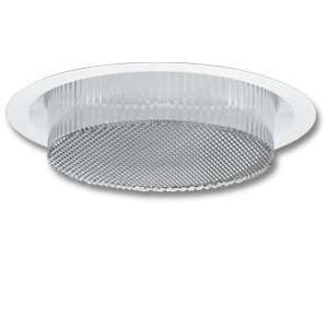 "Lithonia Lighting 6LD2 Lit 6ld2 5"" Drop Prism Lenstrim Wet Location"