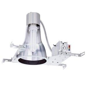 "Lithonia Lighting 6VF26-42TRTMVOLT CFL Vertical Downlight, 6"""