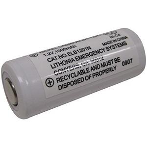Lithonia Lighting ELB1201N 1.2V Battery 1.0 Ah