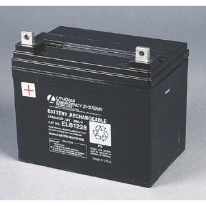 Lithonia Lighting ELB1228 Lith Elb-1228 Replacement Battery,