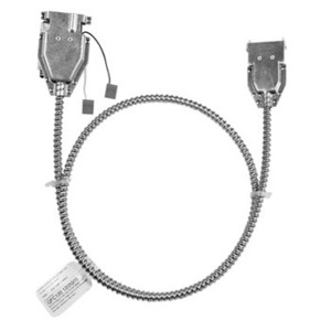 Lithonia Lighting QFC12012/2G09M10 Quick-Flex Fixture Cable, 9', 120V, 2 Conductor
