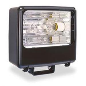 Lithonia Lighting TFL400MRA2TBSCWALPI Flood Light, MH, 400W