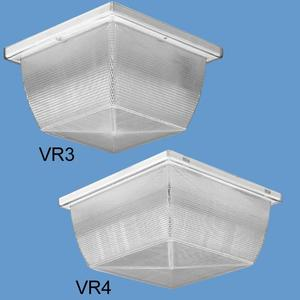 Lithonia Lighting VR4 Lith Vr4 Incandescent Rough Service