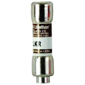Littelfuse KLKR01.5 1.50A, 600VAC/300VDC, KLKR Fast-Acting Fuse