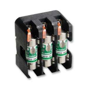 Littelfuse LFJ60060FBC Fuse Block Cover, 600VAC, 60A, Class J, LFJ60060 Fuse Block