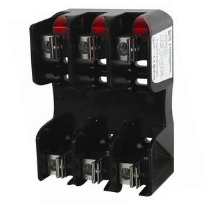 Littelfuse LFR25100-3CID Fuse Block, 100A, 3P, 250VAC, Class R
