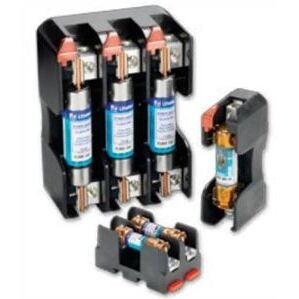 Littelfuse LFR600302SID Fuse Block, 30A, 600VAC, Class R, 2P, Screw Terminals