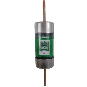 Littelfuse LLNRK400 400A, 250VAC/125VDC, Class RK1 Time Delay Fuse