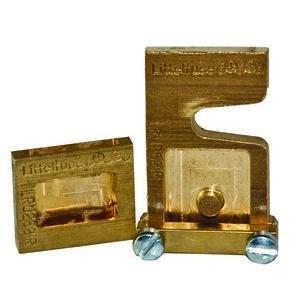 Littelfuse LRU-2621R Fuse Reducer, 250 & 600 Volt, Class R, Clip Size, 200A, Case Size, 200A