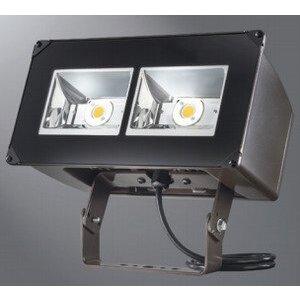Lumark NFFLD-C25-T LED Floodlight, 10,500 Lumens, 120/277V, Trunnion Mount, Bronze