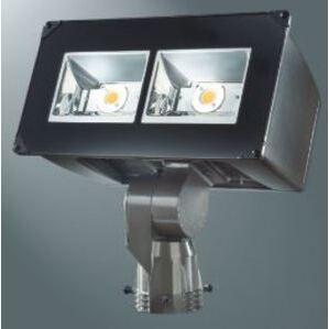 Lumark NFFLD-C40-S LED Floodlight, 16,932 Lumens, 120/277V, Slipfitter Mount, Bronze