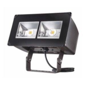 Lumark NFFLD-C40-T LED Floodlight, 16,932 Lumens, 120/277V, Trunnion Mount, Bronze