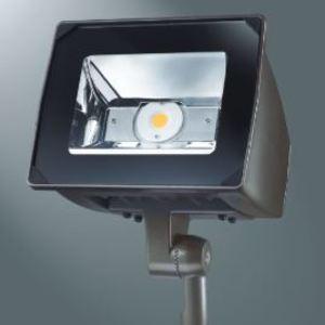 Lumark NFFLD-S-C70-T-UNV LED Floodlight, Small, 2700 Lumens, 120/277V, Trunnion Mount, Bronze