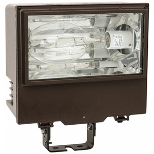Lumark WP25 250W MH Floodlight, Multi-Tap, Pulse Start
