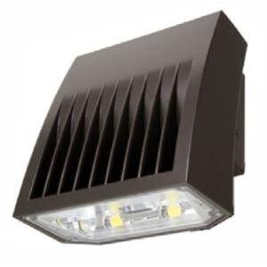 Lumark XTOR2B LED Wallpack, 18W, 120-277V, Bronze