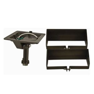 Lumark XTORFLD-KNC LED Flood Light Kit, Bronze