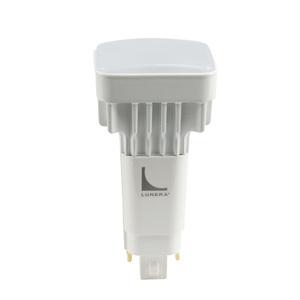 Lunera HN-V-G24Q-B-11W-830-G4 LED Helen Lamp, 4-Pin, Vertical Orientation, 13W, 3000K