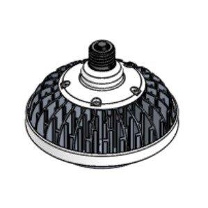 Lunera LY-V-E26-MULTIW-4000-G2 LED Lucy Lamp, Vertical Orientation, MultiW, 4000K