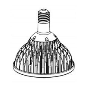 Lunera SN-VP-E39-400W-4000-G1 LED Susan Lamp, Vertical-Pro Orientation, 400W Replacement, 4000K